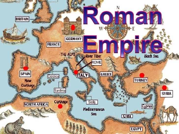 Virtual trip to Roman Empire