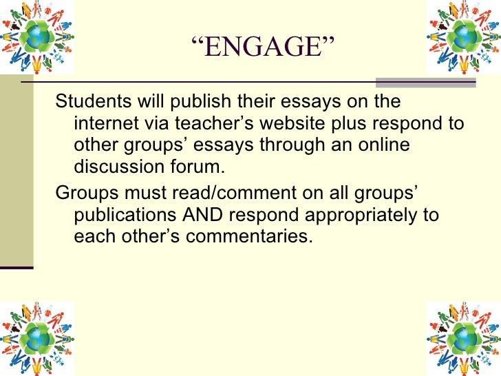 Social studies project & essay ?