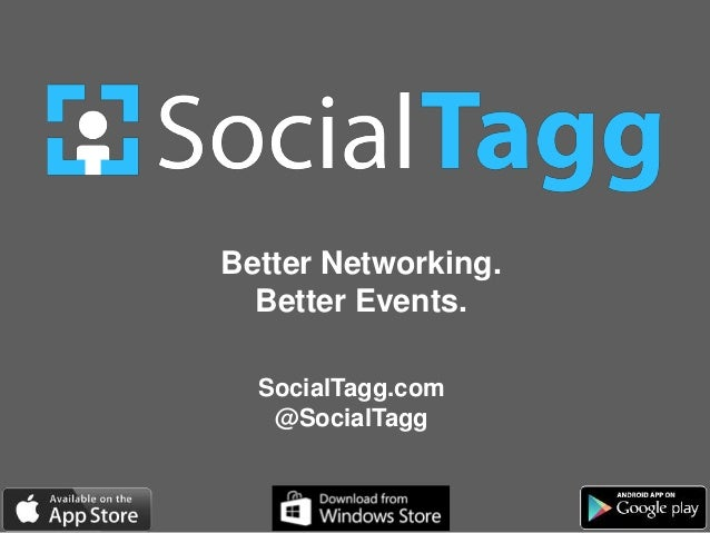 Social tagg pitch deck 10slides_20140322