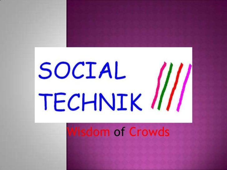Social technikpreso