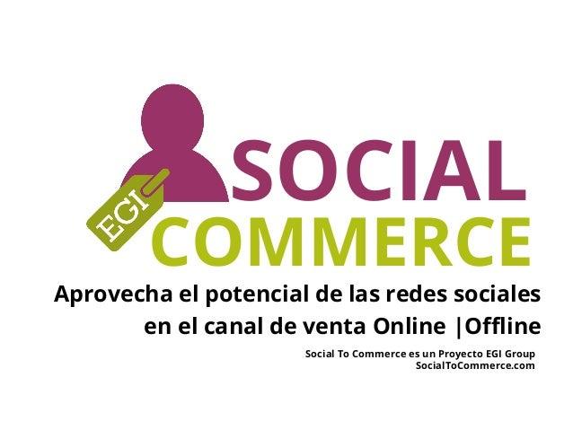 Servicios Social To Commerce