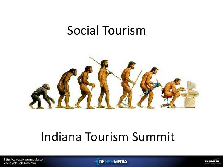 2009 Tourism Summit: Social Tourism - Doug Karr
