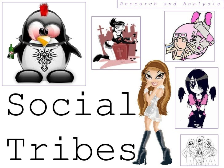 Social tribes1