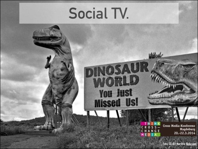 Social TV. Foto: CC-BY thart/via flickr.com