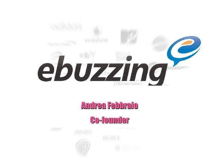 Andrea Febbraio Co-founder