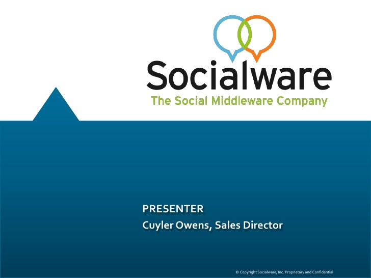 Socialware Overview With Screenshots