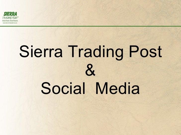 Social Wy Media Presentation