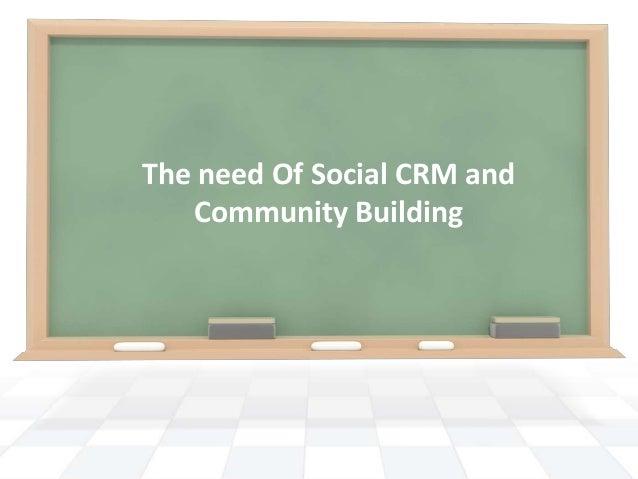 Build your social community