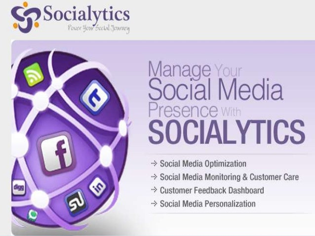 Socialytics-Social media tool by HCL technologies