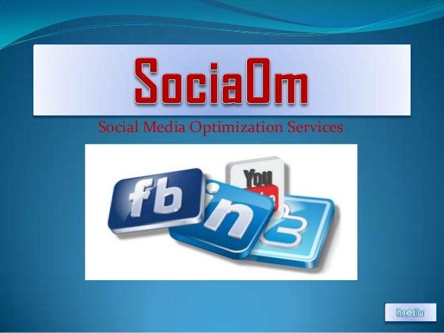 Socia Om - Social Media