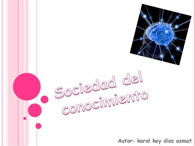 Autor: karol key dios asmat