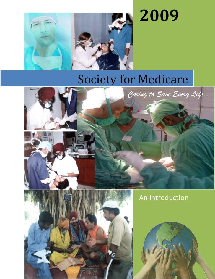 Society for medicare  introduction