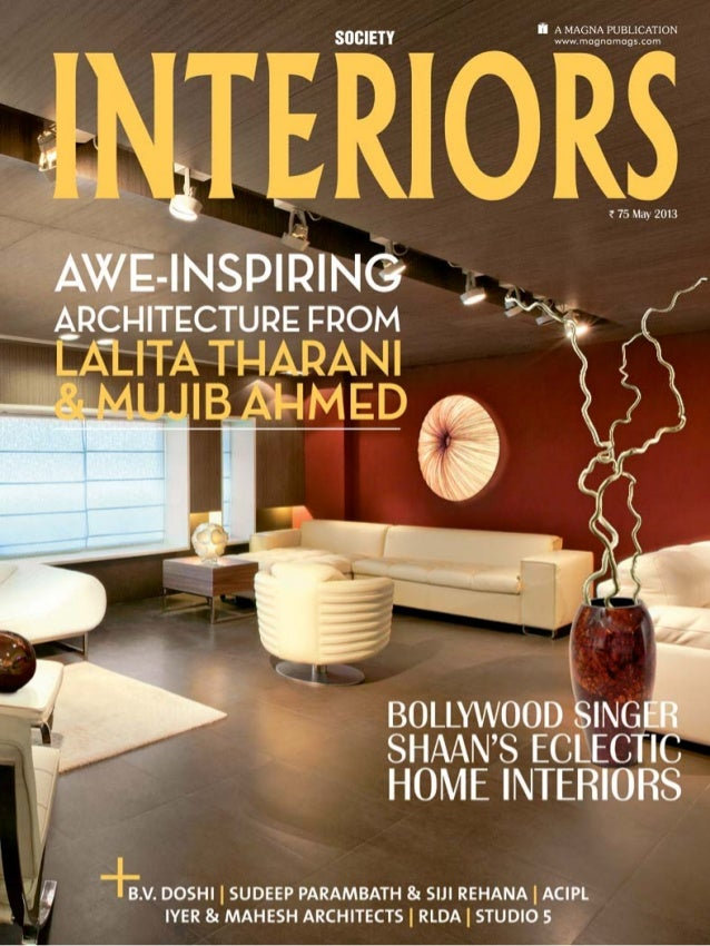 Society interior May 2013