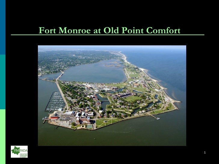 Fort Monroe at Old Point Comfort