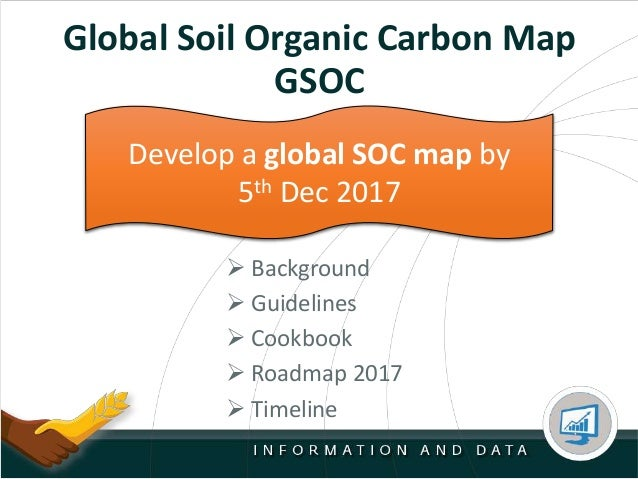 Global soil organic carbon map gsoc develop a global soc for Soil organic carbon
