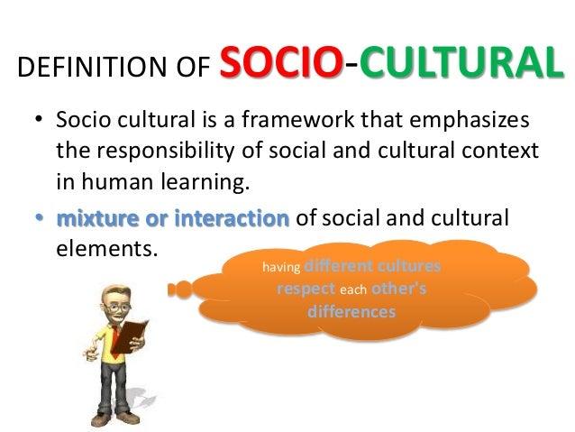 social and cultural diversity