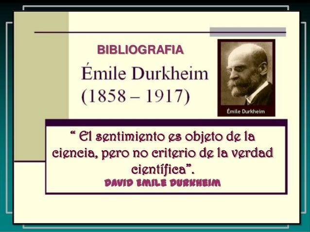 emile durkheim division labor essays