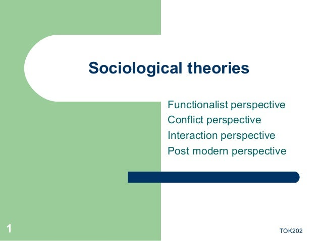 what is conflict theory pdf