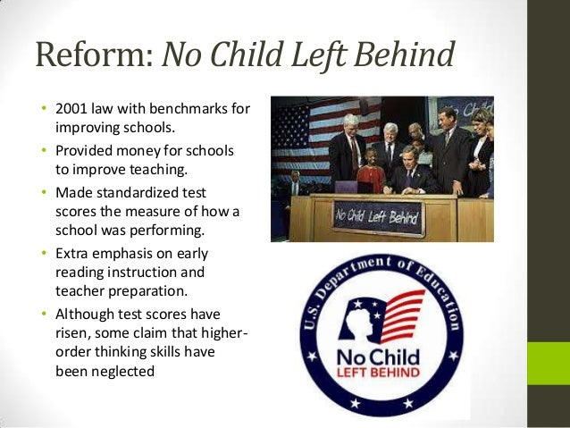 the no child left behind act of Text for hr1 - 107th congress (2001-2002): no child left behind act of 2001.