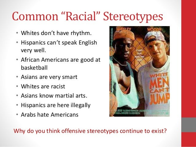 common sense and stereotyping in social work Start studying chapter 10: race and ethnicity  a social category of people who share a common  1 the subtle but persistent negative stereotyping of.