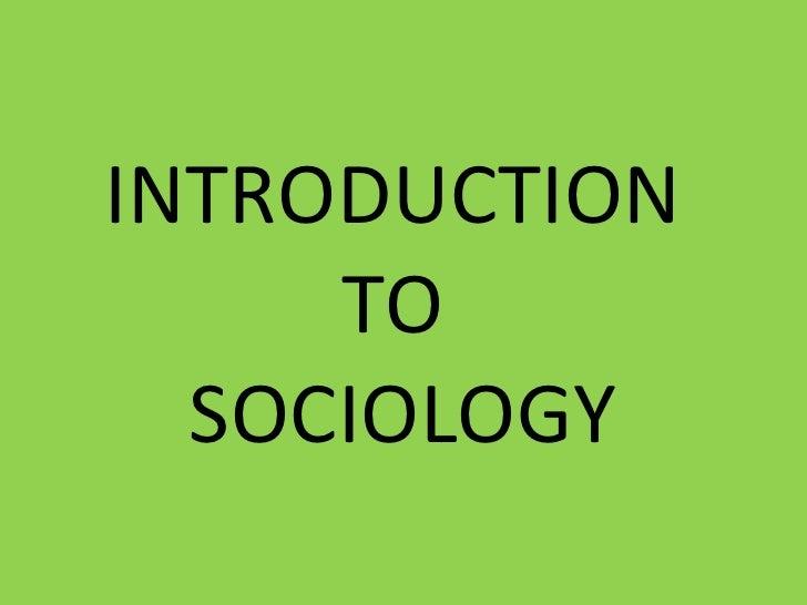 Sociology[1]