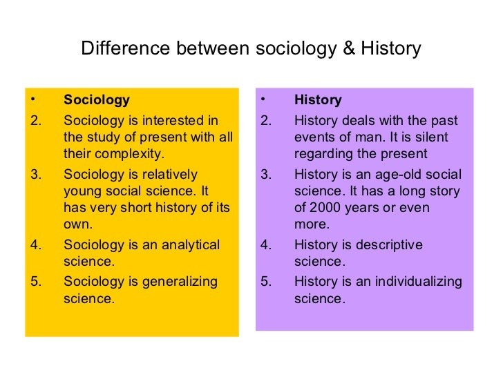 What's the difference between history and institutional history?