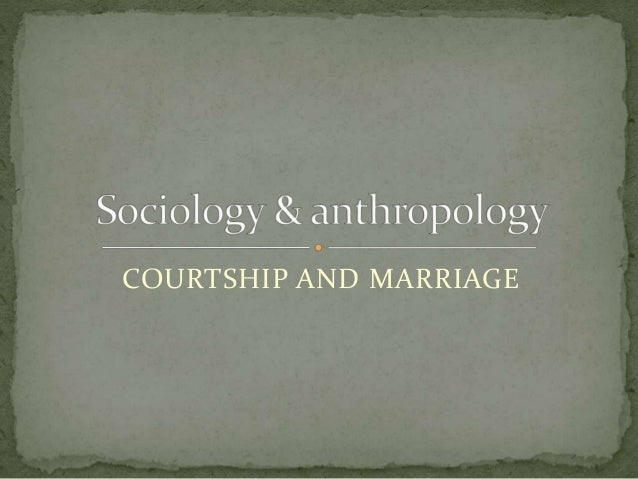 marriage and matrimonial market sociology essay Arranged marriage is a type of marital union where the bride and groom are  selected by  in many cultures, particularly in parts of africa and the middle east , daughters are valuable on the marriage market, because the groom and his  family  choice in an arranged marriage society, american journal of sociology,  111,.
