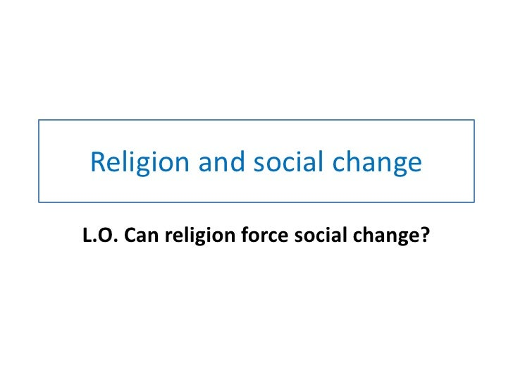 religion as a force for social Taken together with the assessment of social scientists — the high priests of religion is a clear force for good when it comes to family unity and the welfare.