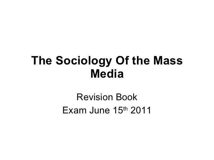 Mass Media Essay Free Download