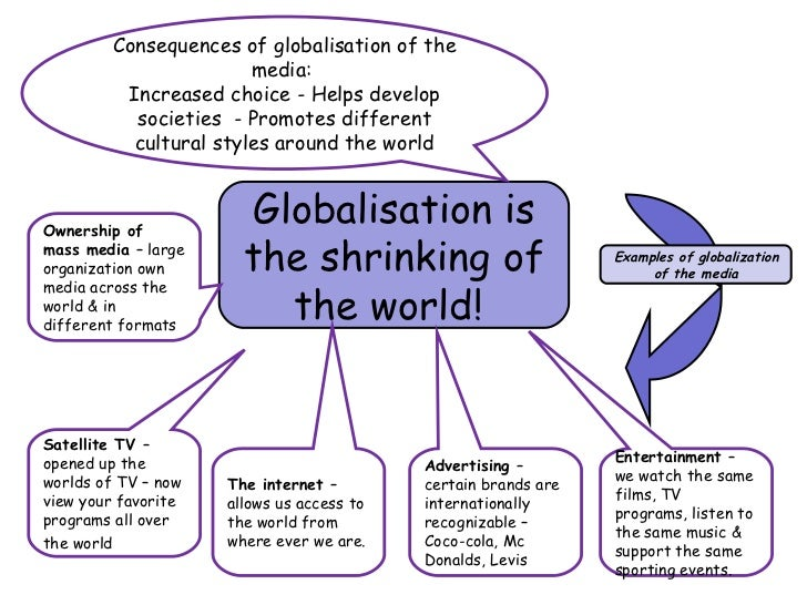 statement on globalization thesis statement on globalization