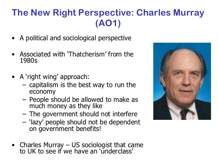 charles murray essay Coming apart: the state of white america, 1960 - 2010 (2012) - charles murray charles murray is an american social scientist and author of many important books including his 1994 best-selling, the bell curve co-authored with richard herrnstein, a harvard psychology professor and researcher.