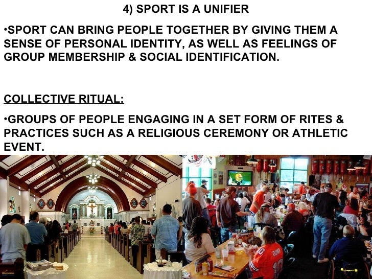 soc 318 sociology of sport Course requirements for the department of recreation, sport and wellness.