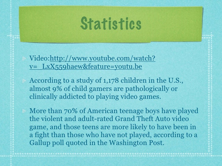 the effects of video games on children 2 essay Below is an essay on video games and the effects on children from anti essays, your source for research papers, essays, and term paper examples video games and the effects on children dillyn chadwick.