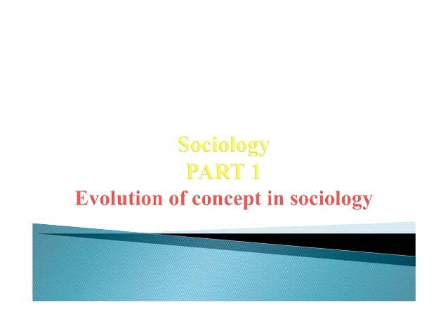 Sociology unit 1