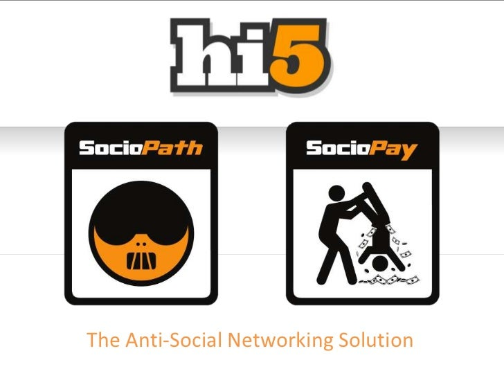 The Anti-Social Networking Solution<br />