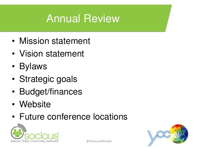 software statement vision