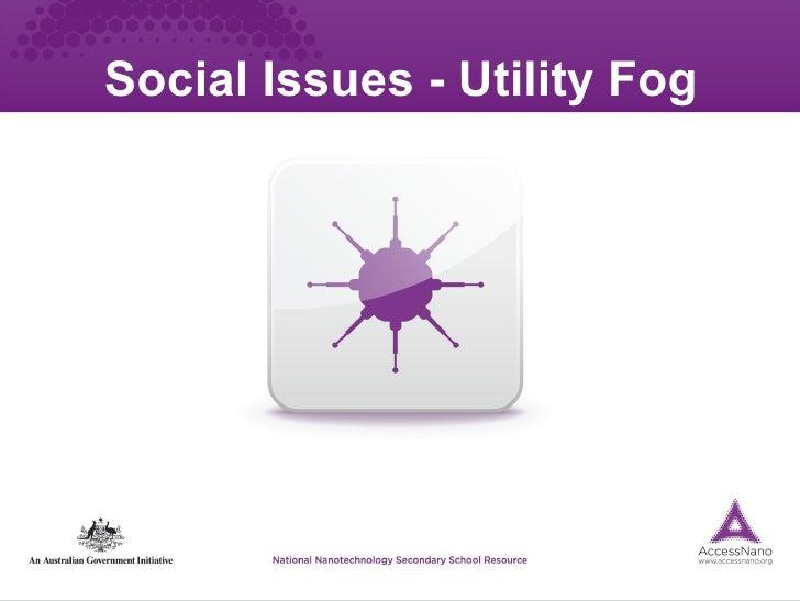Social Issues - Utility Fog