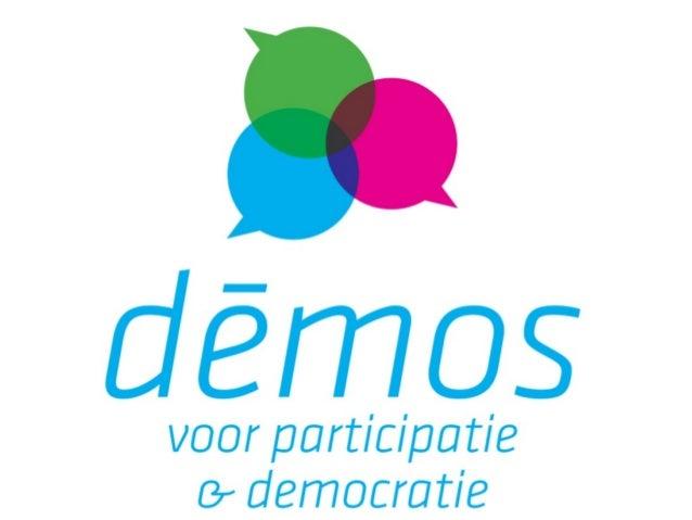 Socius trefdag 2013 - Iedereen politiek!  De politieke betekenis van participatie