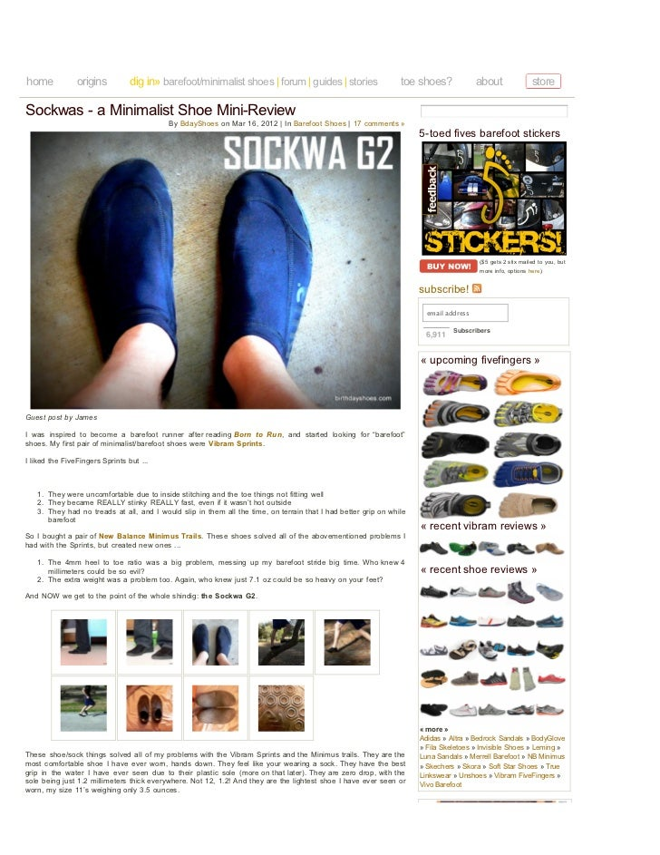 home            origins          dig in» barefoot/minimalist shoes | forum | guides | stories                   toe shoes?...