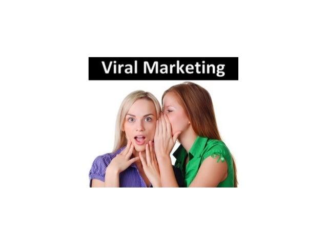 Virální marketing. Marketing v sociálních médiích