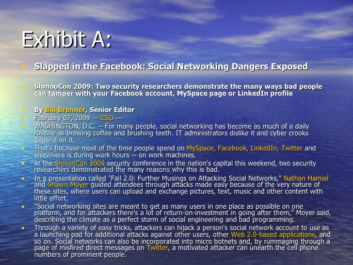 thesis on impact of social networking sites