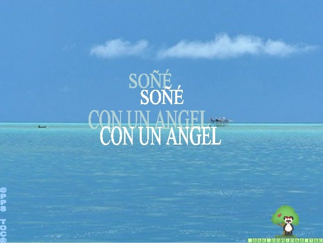 Soñé con un_angel