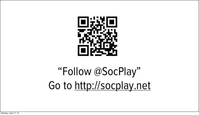 SocialPlay introduction
