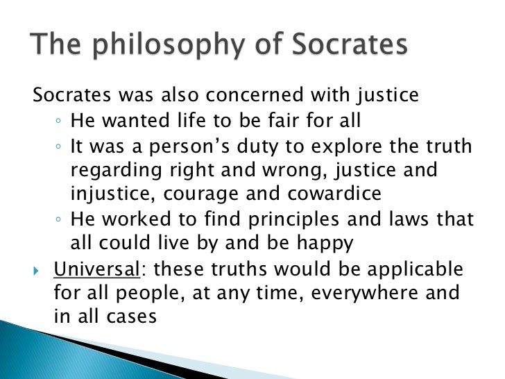 work of socrates essay