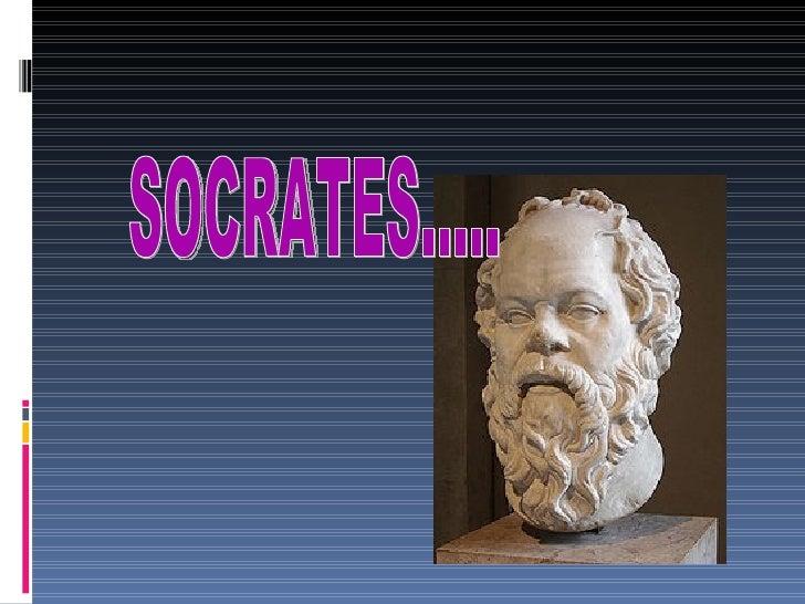 Socrates..Filosofia