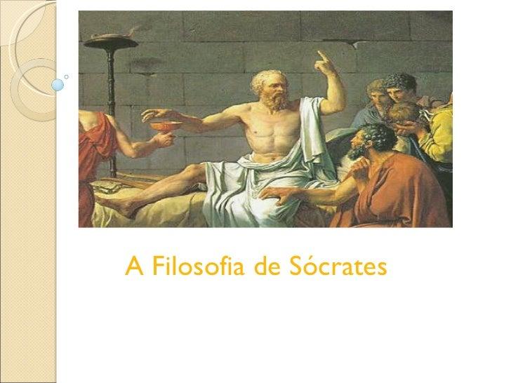 Socrates 1 ano