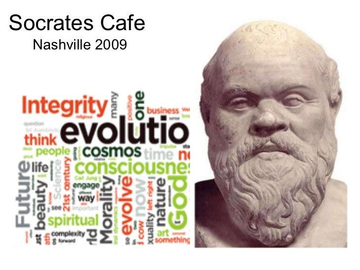 Socrates Cafe Nashville 2009