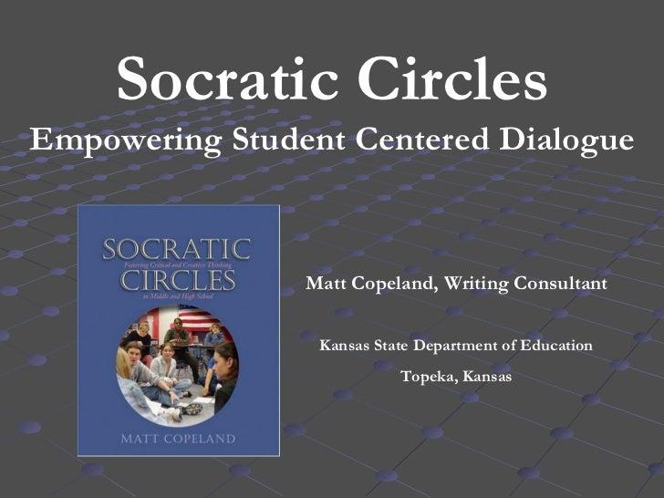 Socratic circles