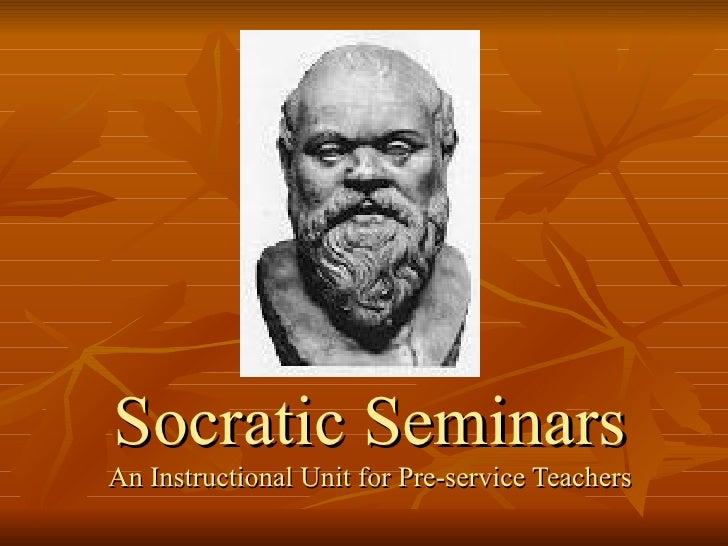 Socratic Seminars