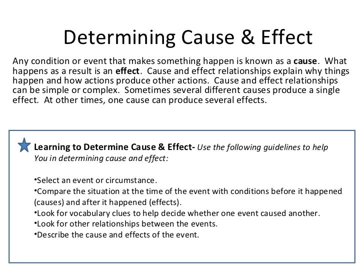 cause and effect the effects of cramming for an examination We consider the effects cause-and effect writing involves the effects of cramming for an examination com/writing-topics-causes-and-effects.